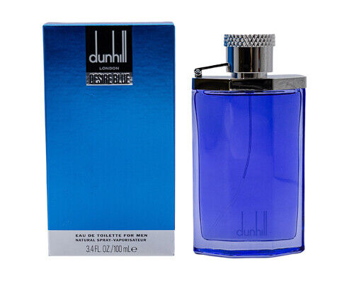 Desire Blue by Alfred Dunhill 3.4 oz EDT Cologne for Men New In Box $24.33