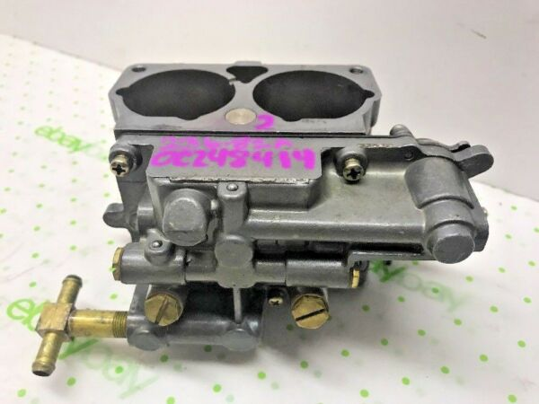 9672A2 9672A20 818650A11 818650A32 Middle Carburetor Mercury 0C248414 $145.00