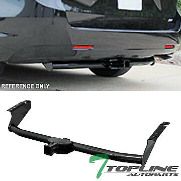 Topline For 2004 2020 Toyota Sienna Class 3 Trailer Hitch Tow Receiver 2quot; Blk $230.00