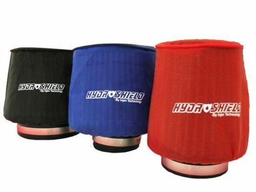 INJEN HYDRO SHIELD WATER PRE FILTER Air Intake Cover (RED) X-1035RD
