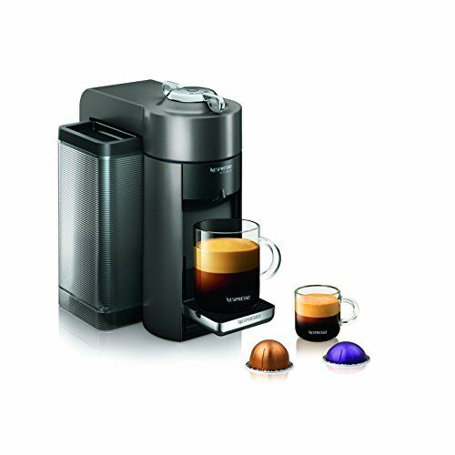 Coffee Maker  Pods Espresso Machine Nespresso Cappuccino Latte Cup Automatic New