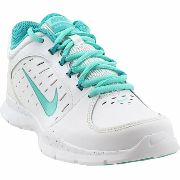 Nike Core Flex 2 Sneakers- White- Womens
