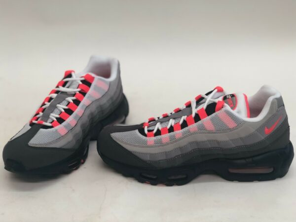 NIB MENS SIZE 10.5 NIKE AIR MAX 95 ESSENTIAL SNEAKERS AT2865-100