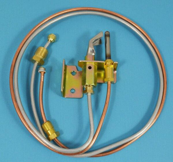 Universal Pilot Assembly 24-Inch Natural Gas Furnaces Boilers Water Heaters Part