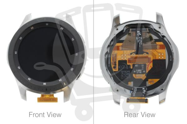 Official Samsung Galaxy Watch 42mm SM-R805 LCD Screen with Bezel - GH97-21862A