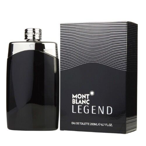 Mont Blanc Legend by Mont Blanc 6.7 6.8 oz EDT Cologne for Men New In Box