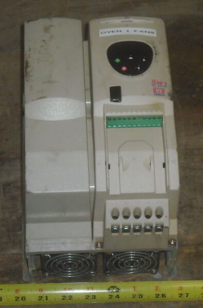 TB Woods 15 HP Variable Frequency Drive Catalog Number SW1C40150H02