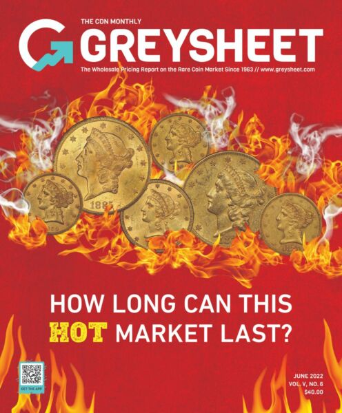 Monthly Greysheet Magazine- Single Edition- Current Month