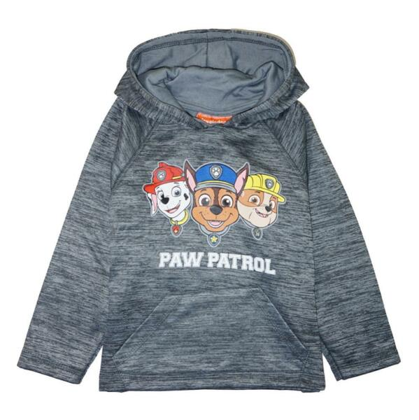 Paw Patrol Toddler Boys Pull-Over Hoodie Size 2T 3T 4T