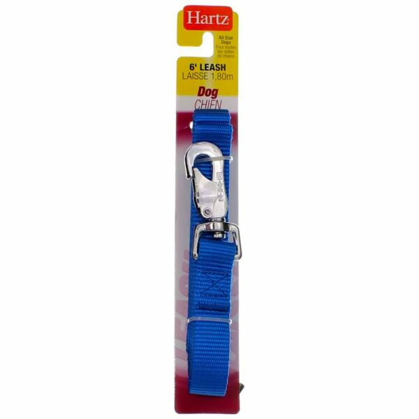 Hartz Dog Leash 6 ft Assorted Colors $7.56