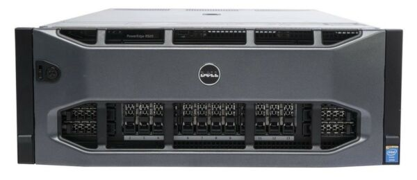 Dell PowerEdge R920 Server 4x 12-Core E7-4850v2 2.3GHz 128GB Ram 6x 900GB HDD