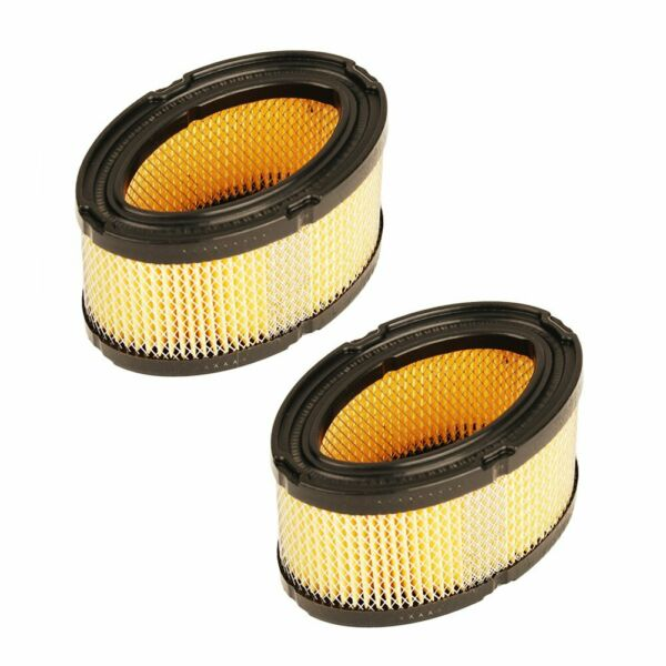 2x Air Filter Replace for Tecumseh 33268 33263 Fit for HM70 HM80 H80 VM80 HM100