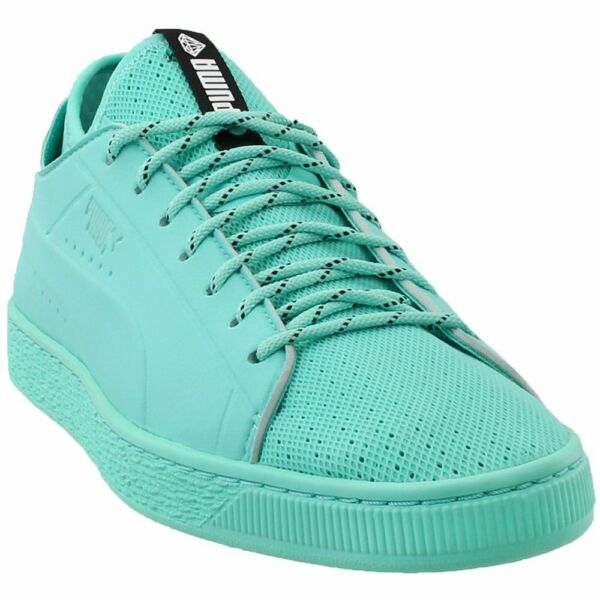 Puma Basket Sock Low Diamond Sneakers - Blue - Mens