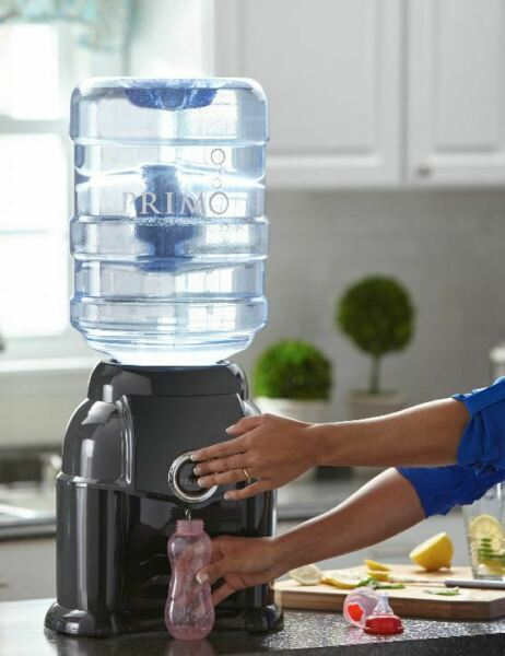 Table Top Water Dispenser 5 Gallon Countertop For Home Work And Office $44.99