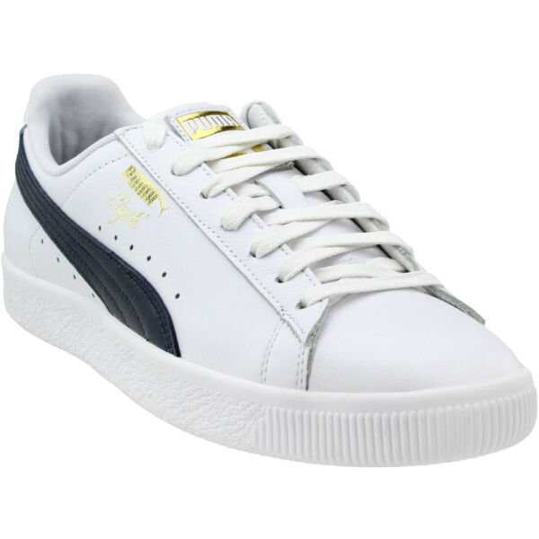 Puma Clyde Foil Sneakers - White - Mens