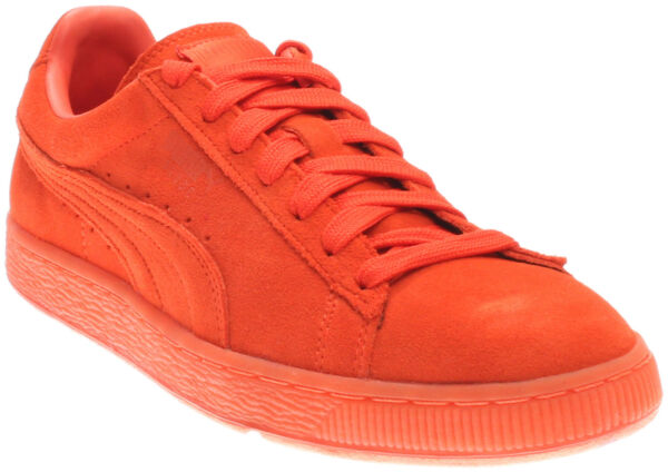 Puma Suede Classic Ice Mix  - Orange - Mens