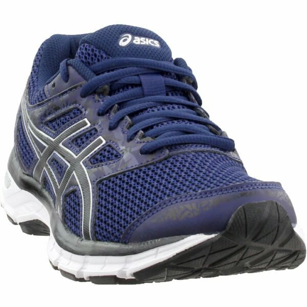 ASICS GEL-Excite 4  Athletic Running Neutral Shoes - Black - Mens
