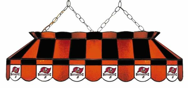 Tampa Bay Buccaneers Stained Glass 40