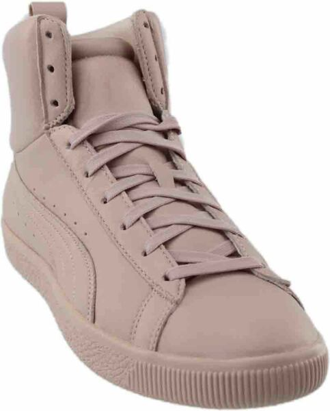 Puma Young & Reckless Clyde Mid Sneakers - Pink - Mens