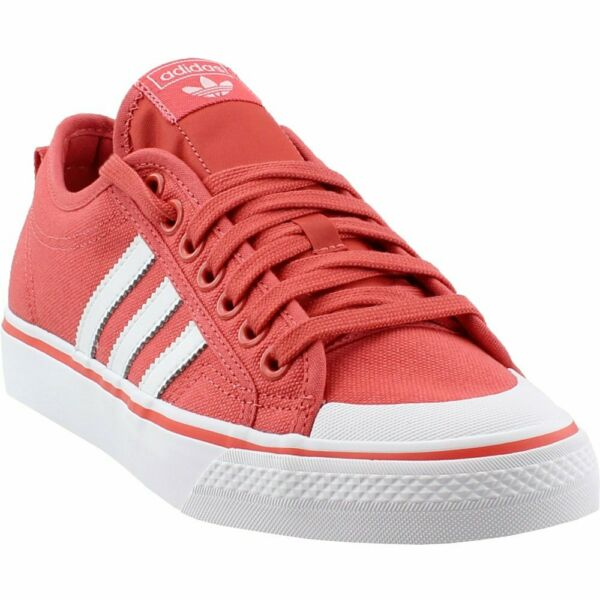 adidas Nizza Sneakers - Red - Mens