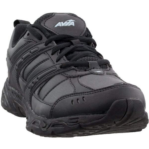 Avia Peter  Athletic   Shoes - Black - Mens