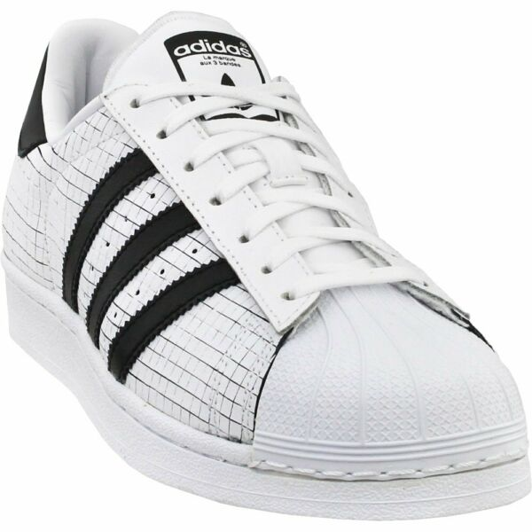 adidas Superstar Sneakers - White - Mens