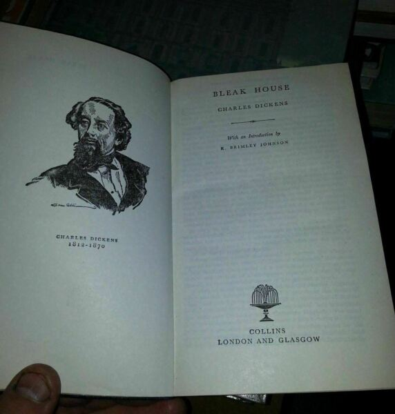 Vintage Book The Pickwick Papers By Charles Dickens 1812-1870 Very Good Book
