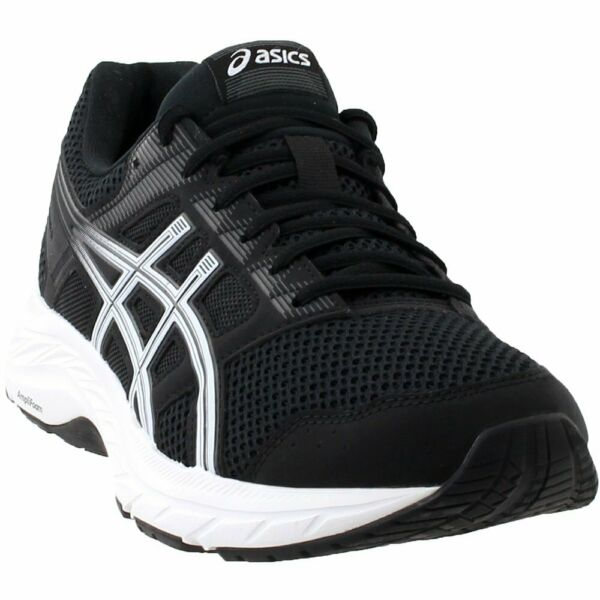 ASICS GEL-Contend 5 Running Shoes - Black - Mens