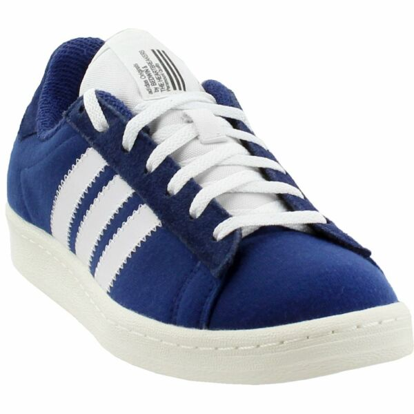 adidas Bedwin & The Heartbreakers Campus 80S Sneakers - Blue - Mens