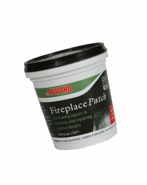 Fireplace Patch - 1.5 Lb Tub By Rutland