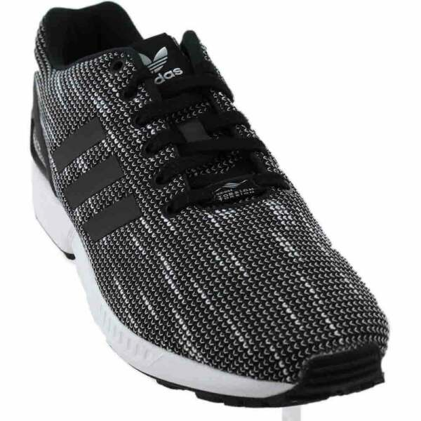 adidas ZX FLUX  Casual Running Stability Shoes - Black - Mens