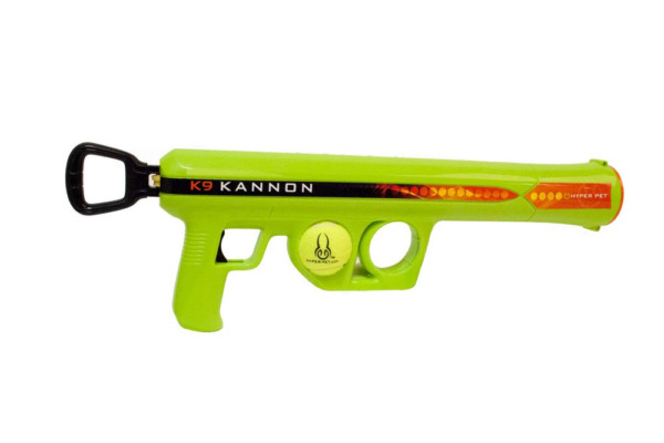 Hyper Pet K9 Kannon K2 Ball Launcher Interactive Dog Toys (Load and Launch Te...