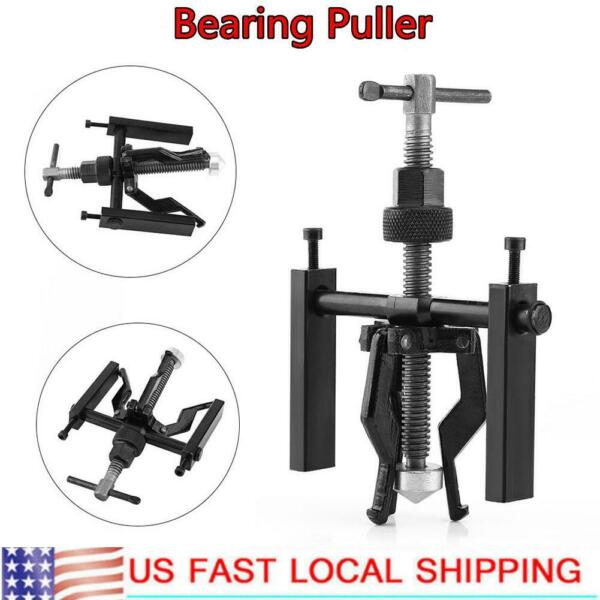 3 Jaw Inner Bearing Puller Gear Extractor Heavy Duty Automotive Machine US New