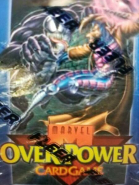 Marvel Overpower Original 2ND TIER SINGLES Select Choose NrMint Mint $1.00