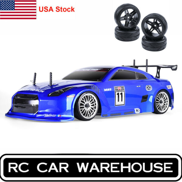 HSP Racing Drift RC Car 4wd 1:10 Electric Vehicle On Road Flying Fish RTR US $159.99