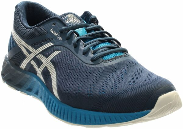 ASICS FuzeX Lyte  Athletic Running Neutral Shoes Blue - Mens - Size 12.5 D