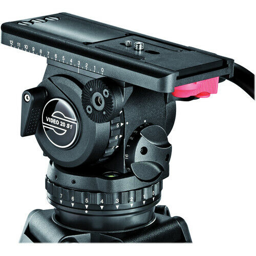 Sachtler Video 20 S1 Fluid Head 100mm Ball