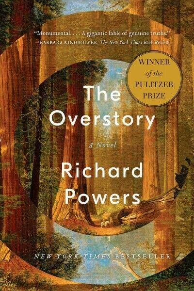 Overstory Paperback by Powers Richard Brand New Free shipping in the US