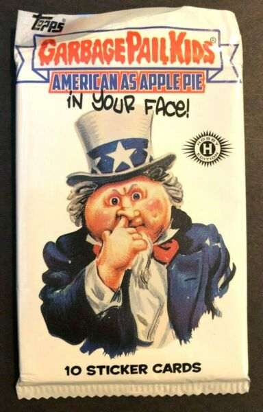 Garbage Pail Kids GPK 2016 Series 1 As American As Apple Pie BASE *Pick One*