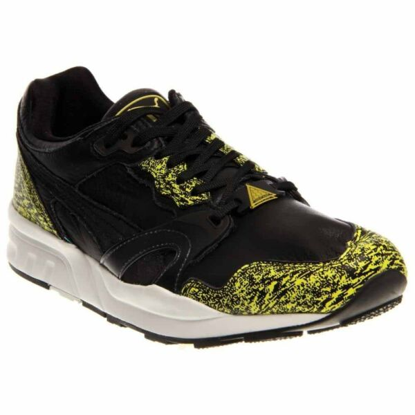 Puma Trinomic XT2+ Snow Splatter Pack  Casual Running  Shoes Black - Mens - Size