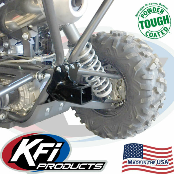KFI Yamaha YXZ Rear 2quot; Receiver Hitch #101685 $56.95