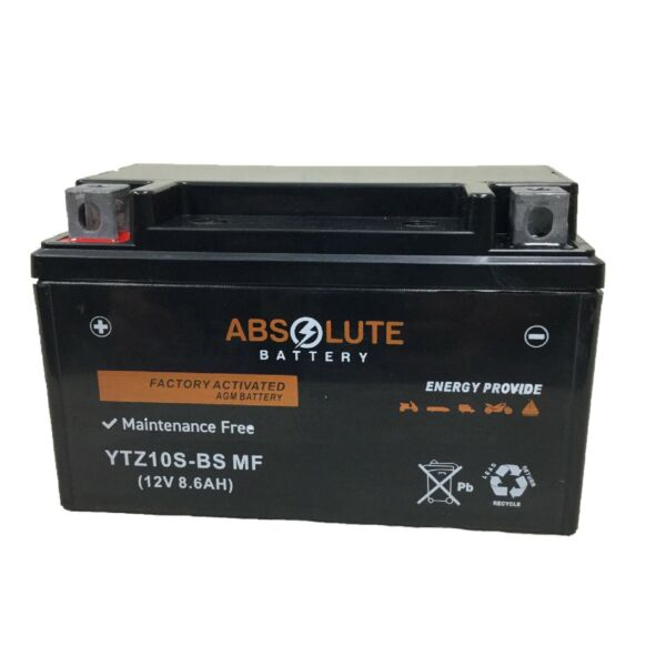 New YTZ10S Replacement Battery for Honda 929 CBR929RR RE 2000 2001 Motorcycle $28.99