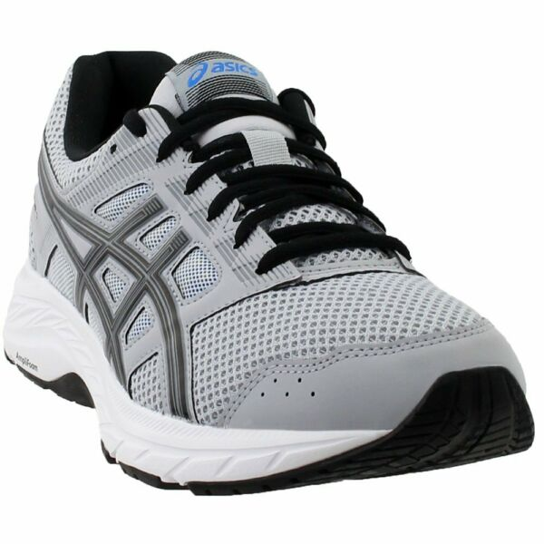 ASICS GEL-Contend 5  Athletic Running Stability Shoes - Grey - Mens