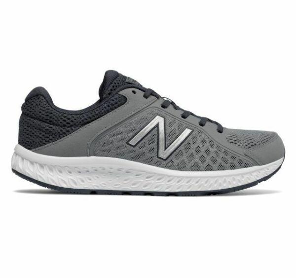 New! Mens New Balance 420 v4 Running Sneakers Shoes - 4E wide - Grey 10.5