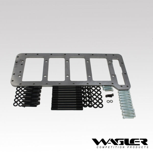 Wagler Heavy Duty Street Girdle For 2001-2010 ChevyGMC 6.6L Duramax Diesel