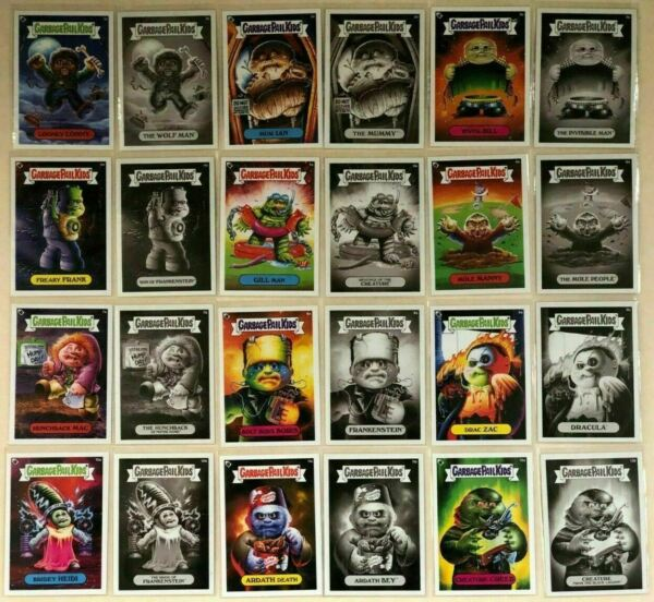 YOU-PICK Garbage Pail Kids 2019 SDCC Topps GPK Universal Monsters Card Super 7