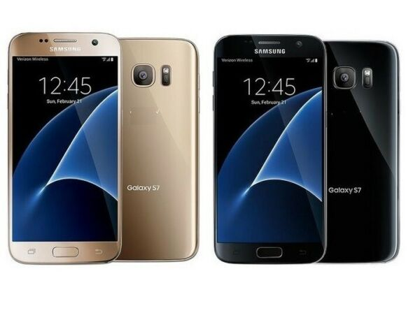 Samsung Galaxy S7 G930V 32GB Verizon GSM Unlocked ATamp;T T Mobile