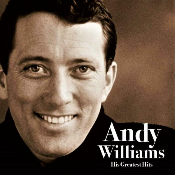 ANDY WILLIAMS - HIS GREATEST HITS (NEW SEALED CD)