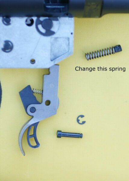 Ruger American Rifle Reduced Power Trigger Spring 1.5 lb