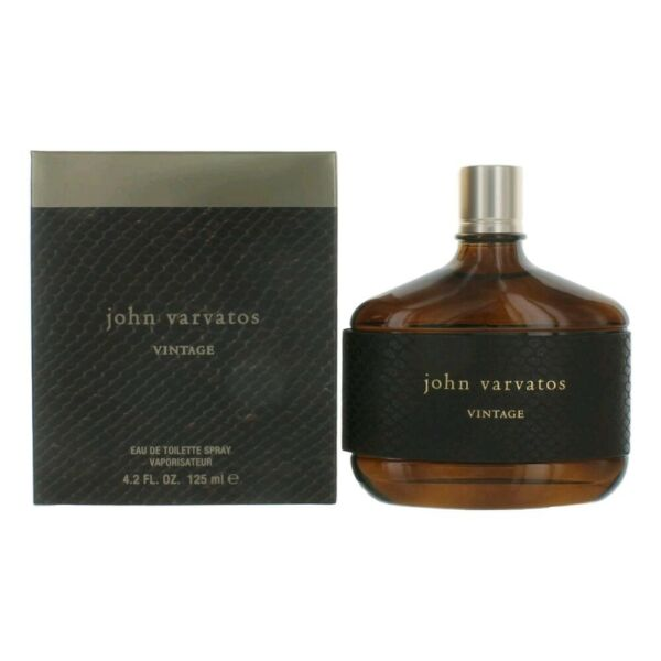 John Varvatos Vintage by John Varvatos 4.2 oz EDT Spray for Men
